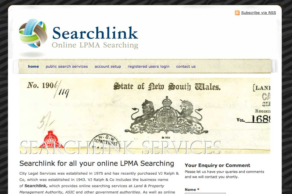 Searchlink